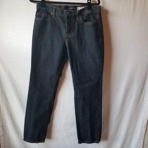 Aeropostale Slim Straight Jeans Dark Wash 31X30